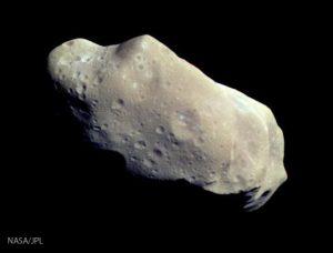 Ida asteroid