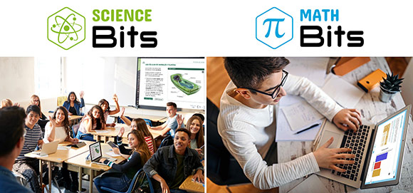 Science Bits and Math Bits projects